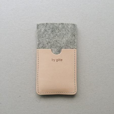 by gitte iPhone sleeve